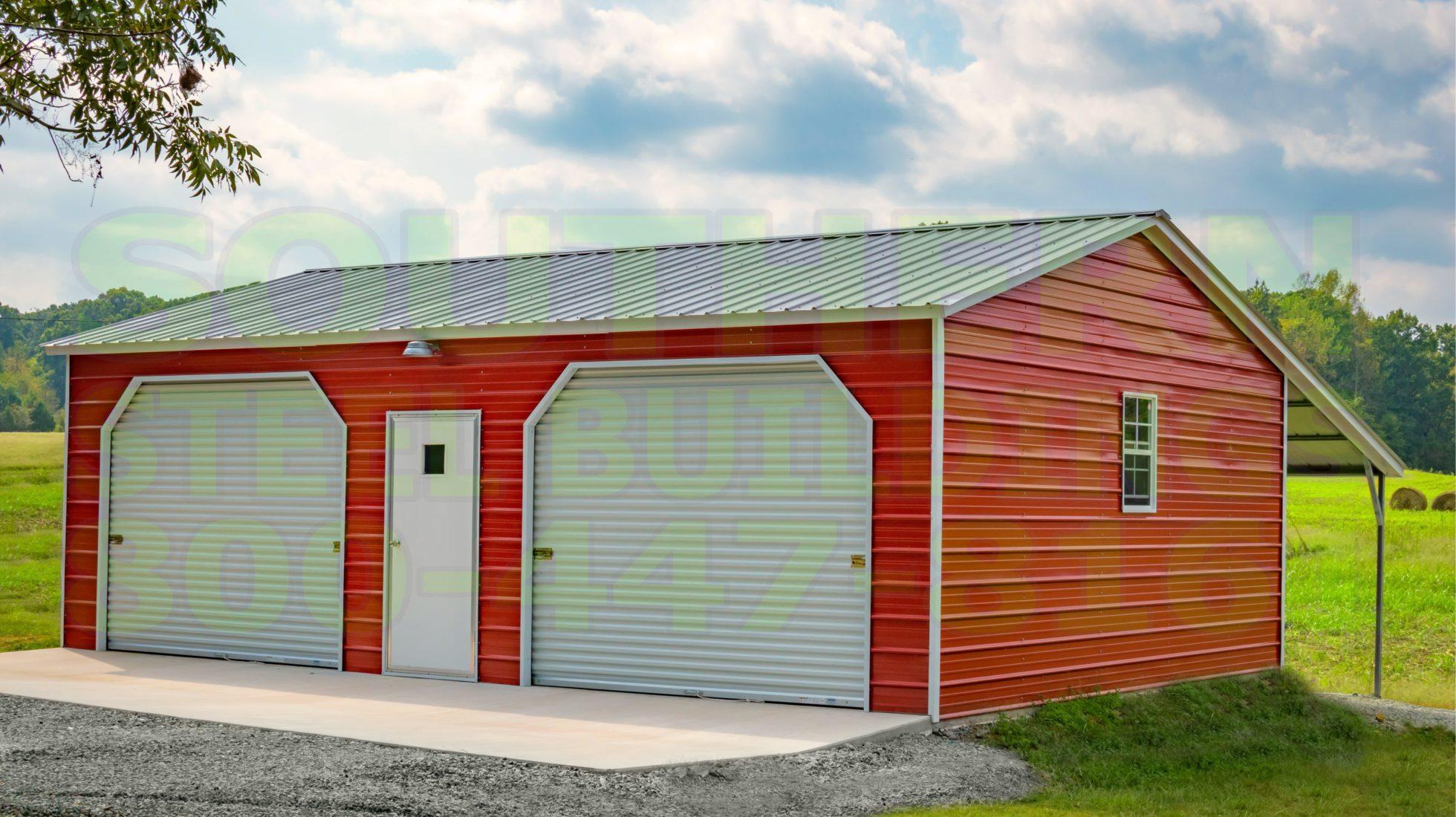 Southern Steel Buildings, Metal Garage Buildings Knoxville Tn